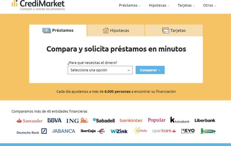 Bankimia ahora es Credimarket