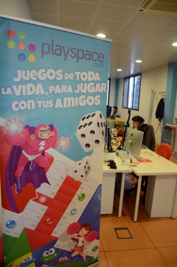 La Ruleta Loca de Playspace en el Top Descargas de Juegos