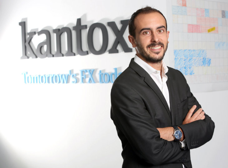 Kantox on the media. Interview with Antonio Rami.